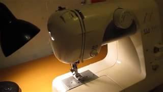 видео Швейная машина Ягуар (Jaguar)