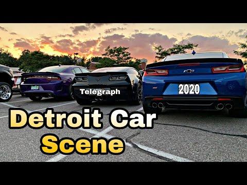 Telegraph Cruise 2020 Michigan | Friday Night