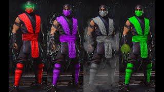 4 пацана - ИХ БЫЛО ЧЕТВЕРО [Mortal Kombat]