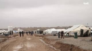 #أطفال_الموصل .. من نيران الحرب إلى برد الشتاء