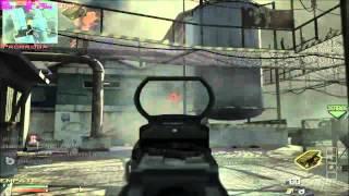 Call Of Duty Modern Warfare 3 Gameplay Online HD.