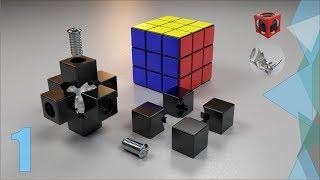 Tutorial Rhino 3D | Rhino 5 Full | Modelar el Cubo de Rubik en Rhinoceros (1/13)