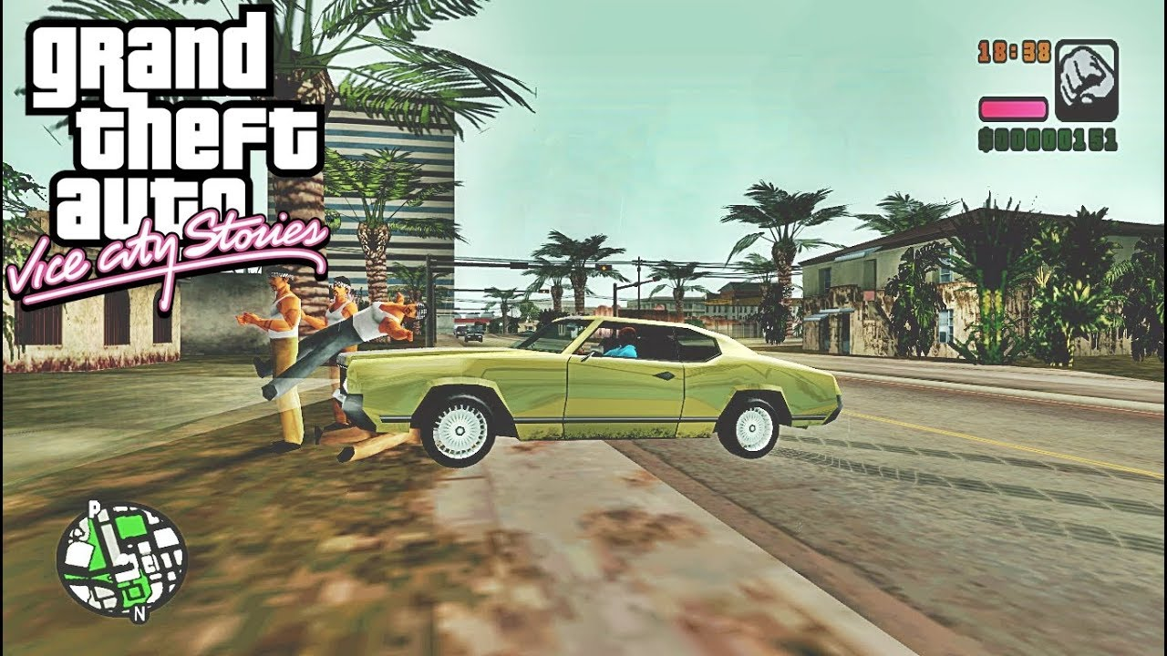 Grand Theft Auto: Vice City Stories PC Edition - Good ...
