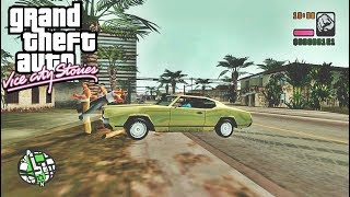 Grand Theft Auto: Vice City Stories PC Edition - Good Moments - Gameplay