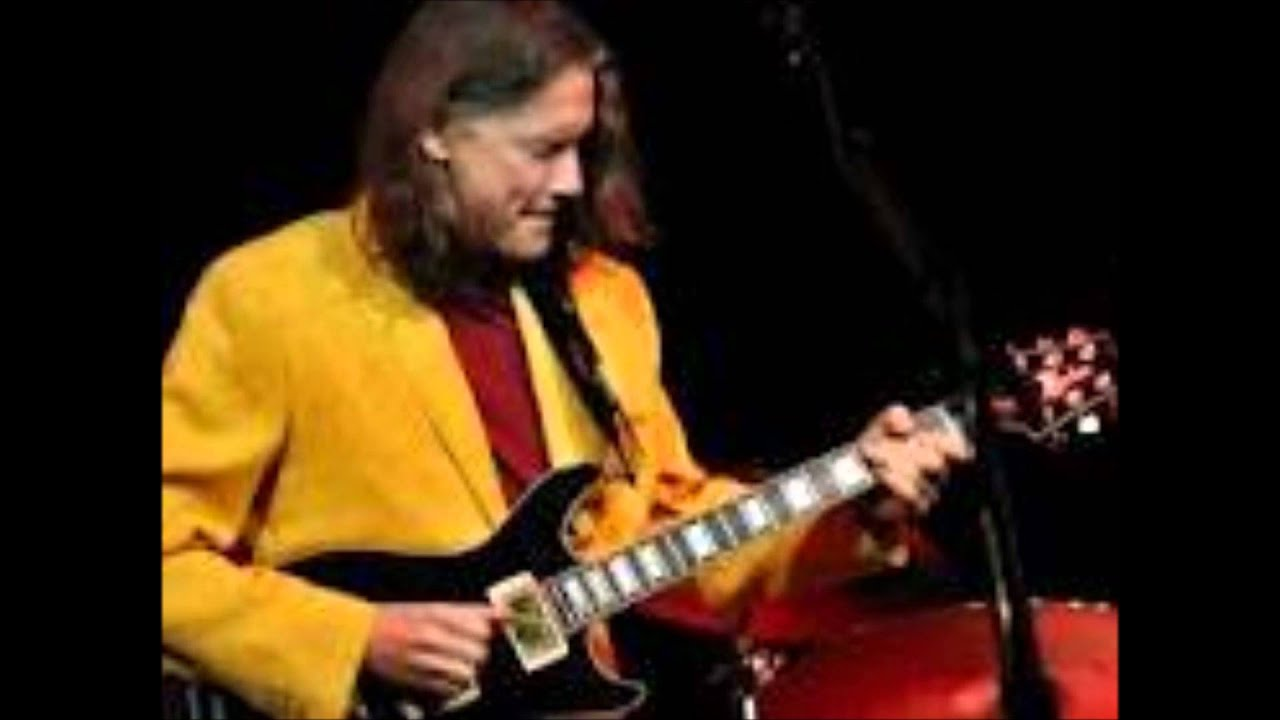 Robben Ford Talk To Your Daughter Youtube