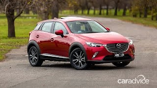 2017 Mazda CX 3 Akari AWD review