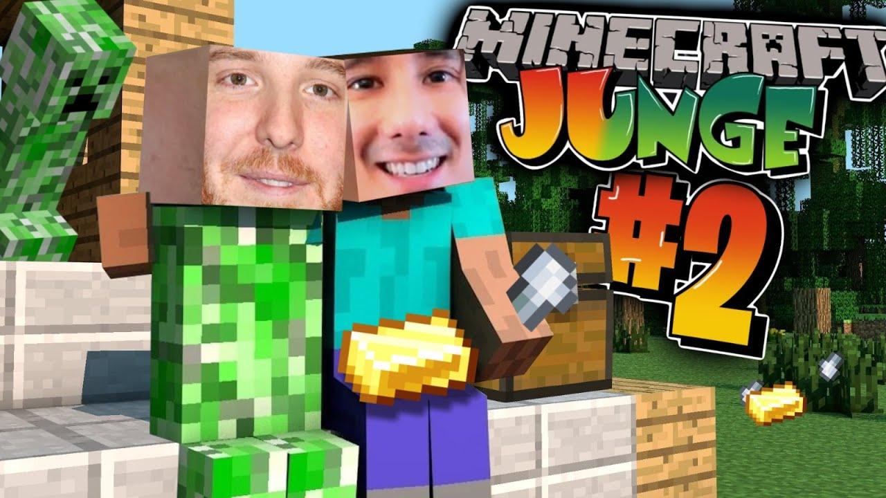 """Download DRAMA in MINECRAFT - UNGE macht mich zum """"PRO"""" (Minecraft Junge #2)"""