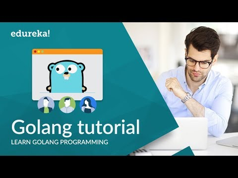 Go Programming Language Tutorial | Golang Tutorial For Beginners | Go Language Training | Edureka thumbnail
