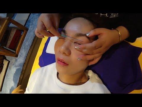중국 눈청소 Chinese Eyes Cleansing 中国洗眼