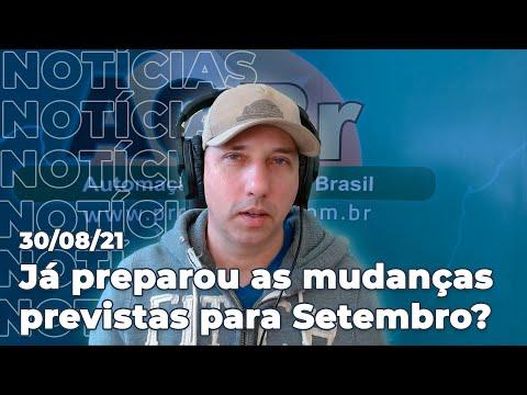 Alterações na NFe para SETEMBRO! | Notícias do ACBr