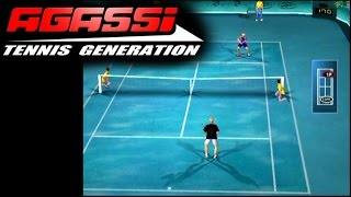 Agassi Tennis Generation ... (PS2)