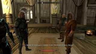 Капитуляция ярла Вайтрана (Skyrim #3)