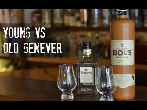Genever Vs Gin, What's The Difference?