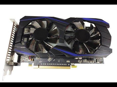 GTX960 Graphics Card On eBay For £32.39 From China