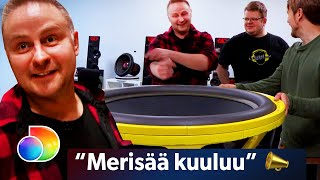 Latela 6.0 | Huttusen hullut kaiuttimet | discovery+ Suomi