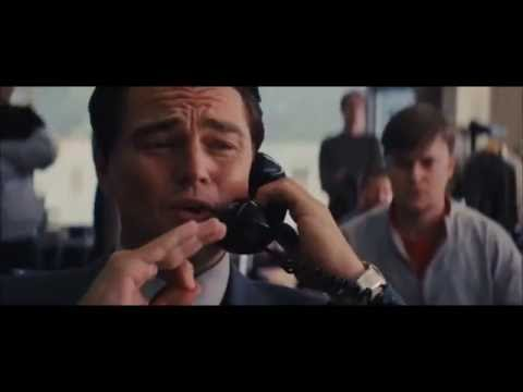 Wolf of Wall Street- Aerotyne Sales Pitch