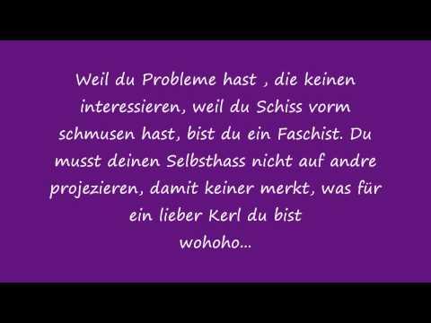 Die Ärzte- Schrei nach Liebe Lyrics :)