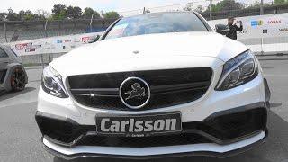 Carlsson CC 63 S (W204) - Tuner Grand Prix 2016