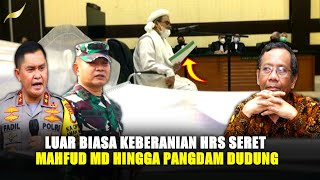 Download MENOHOK.! Tanpa Takut HRS Bongkar Semuanya Diruang Sidang   Sidang Habib Rizieq Terbaru