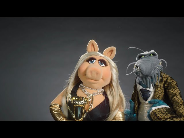 Happy 2020 Oscars from The Muppets!