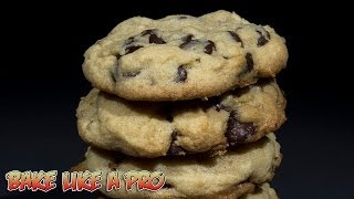 MY BEST Classic Chocolate Chip Cookies Recipe !