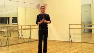 Видео уроки поинга: Шагающая бабочка - Threading The Needle Tutorial (Reverse)