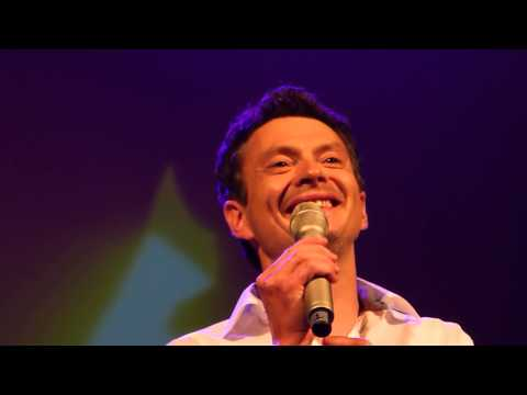 Mark Llewelyn Evans 'Sometimes When We Touch'  Lyric Theatre Carmarthen 17.07.13 HD