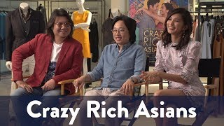 "The Cast of ""Crazy Rich Asians"" 