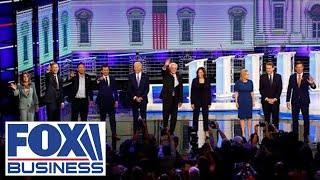 Varney: Anxiety mounts among  2020 Democratic candidates