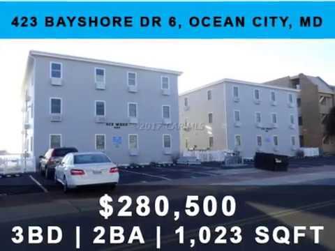423 BAYSHORE DR 6, OCEAN CITY, MD 21842