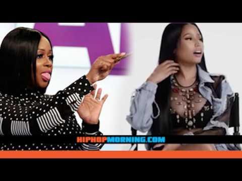 Nicki Minaj Finally Reply Back To Remy Ma Diss