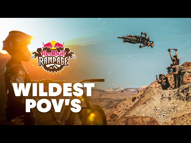 Could You Ride It? | The Wildest POV's from Red Bull Rampage