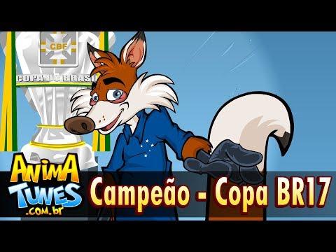 ANIMATUNES - Cruzeiro Campeão Copa BR17