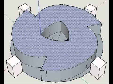 7f110b23df8 princípio magnético quadrado triângulo motore magnetico magnetic principle motor  magnetico