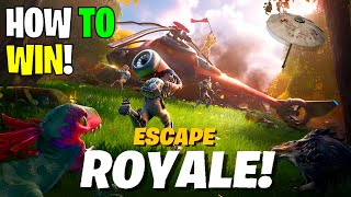 Impossible Escape How t๐ Win Everytime in Fortnite PVP | Guide to Unlock Free Rewards!