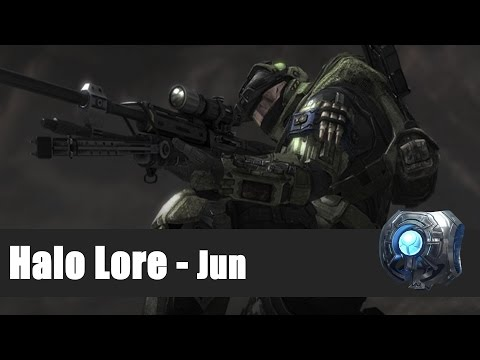 Halo Audio Lore : The Story Of Jun