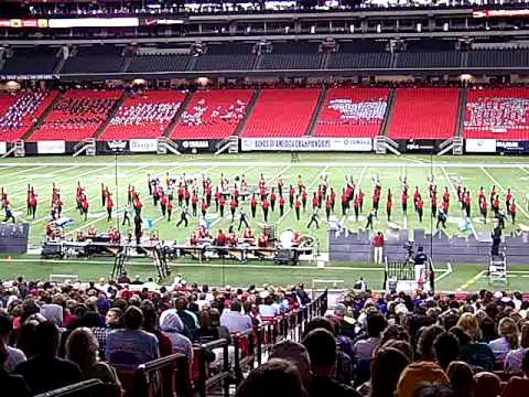 2009 Flash of Crimson Finals Performance at BOA