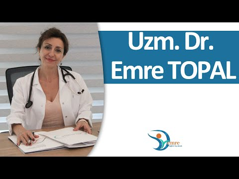 Uzm. Dr. Emre TOPAL Kimdir?