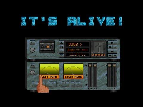 Crusaders - Bacteria (Amiga Music Disk)