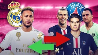 real-madrid-made-psg-an-outrageous-bid-of-110m-plus-bale-navas-and-james-for-neymar-oh-my-goal