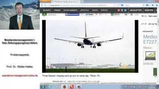 """Video 6.1 zum """"Operations Management Tutorial"""": Problemaspekte des Bestandsmanagements"""