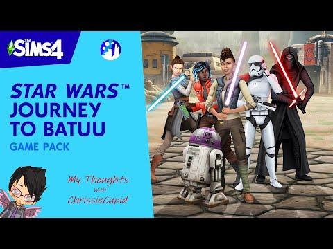 Starwars Journey To Batuu: My Thoughts |