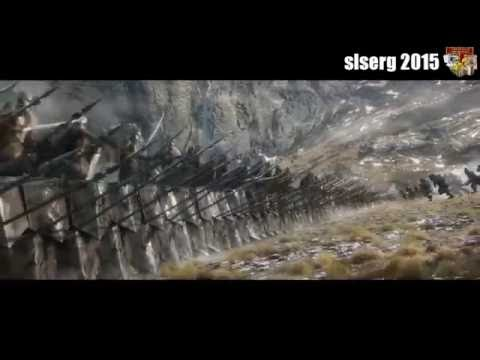 ??. Эпизод фильма Хоббит. Битва пяти воинств + Песня Князь гр. Сколот