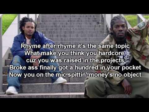 Binary Star - Honest Expression  w/Subs Lyrics