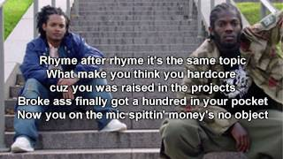 Binary Star - Honest Expression  w/Subs Lyrics