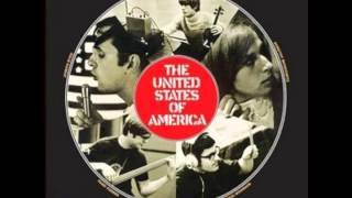 The United States Of America Full Album [1968]