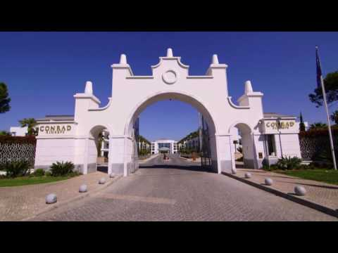 The first Conrad Resort in Europe - Conrad Algarve