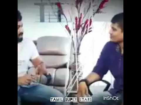 I am Very Big Fan Of Thala Ajith - Actor Rameez Raja...
