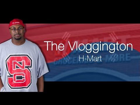 The Vloggington Ep. 3: H-Mart