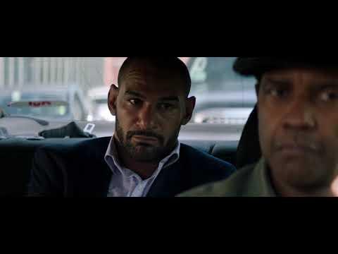 «Великий уравнитель 2» Покушения на Роберта. Стычка в такси